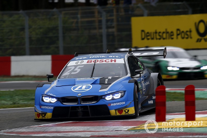 Zolder DTM: Eng scores maiden win as race turns upside down