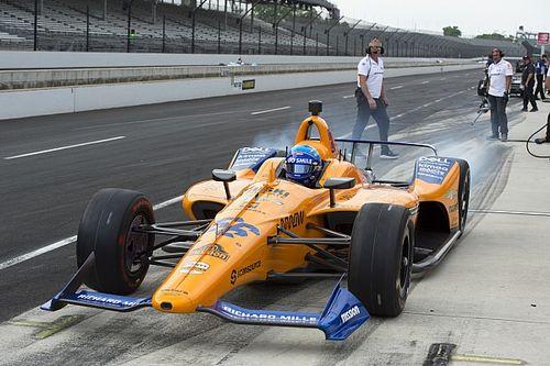 Alonso no consigue clasificarse para la Indy 500