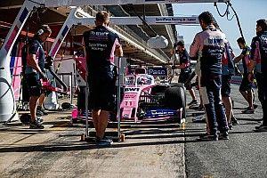 Перес: В Racing Point еще не поняли, почему плохо выступили в Испании