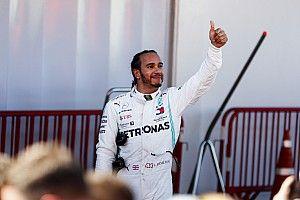 """Hamilton, hasta taraftarından gelen mesajdan """"ilham almış"""""""