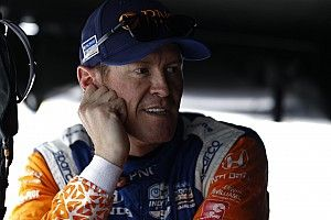 Texas IndyCar: Dixon leads rain-shortened practice at TMS