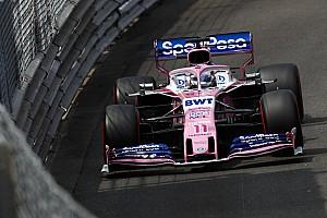 Перес: У Монако без дощу Racing Point буде «дуже боляче»