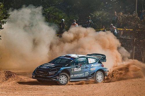 WRC, Rally Italia Sardegna, PS3: Suninen concede il bis. Latvala sale 2°