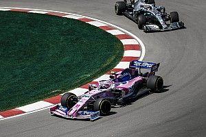 Racing Point quiere ganar carreras en la transición con Aston Martin