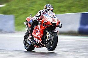 Resumen: la clasificación del Gran Premio de Austria de MotoGP