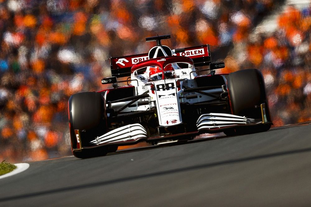 Kubica thought he had tested positive for COVID-19 when Alfa called to replace Raikkonen