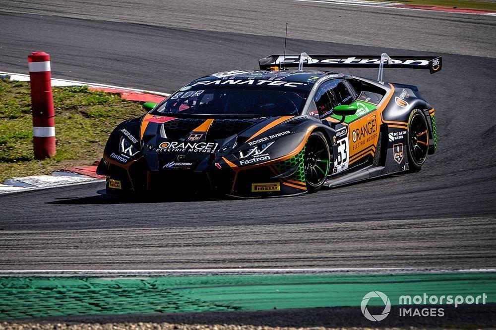 GTWC: le Lamborghini dominano al Nürburgring