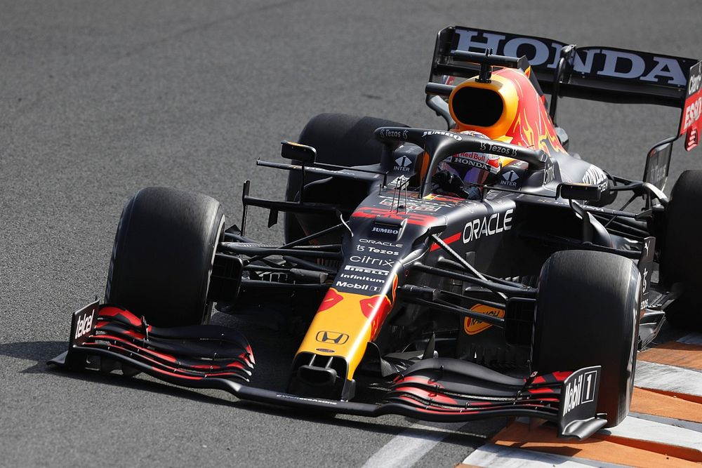 Verstappen evita una sanción en el GP de Países Bajos