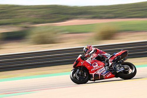 """Johann Zarco a """"retrouvé des performances"""" au GP d'Aragón"""