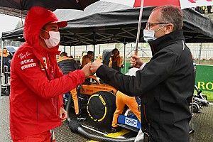 Domenicali: az F1 radarja nem jelezte előre, hogy ekkora eső várható