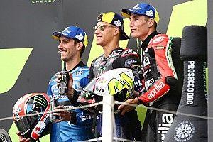 British MotoGP: Quartararo wins, Espargaro earns Aprilia historic podium