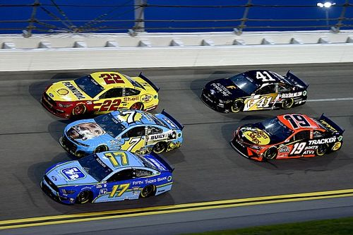 """Buescher loses out on Daytona win: """"This one stings a lot"""""""
