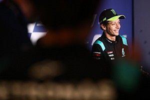 MotoGP: Rossi explica decisão de não correr em sua própria equipe, VR46, em 2022