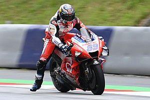 Styrian MotoGP: Martin takes pole as Quartararo loses fastest lap