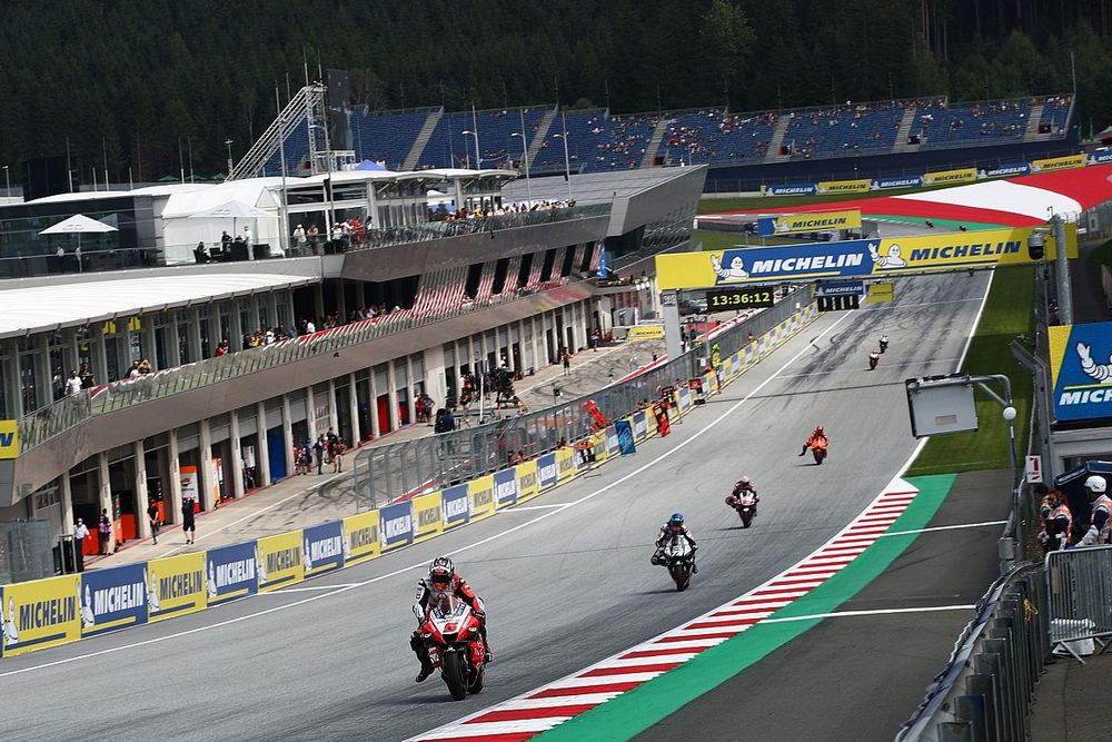 Styrian MotoGP - Start time, how to watch & more