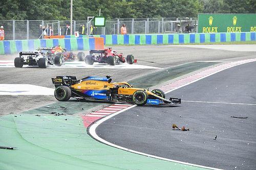 """Ricciardo azt hitte, már """"megúszta a felfordulást"""""""