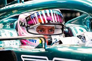 Vettel: Örülök George-nak, de mi is lehetnénk ott