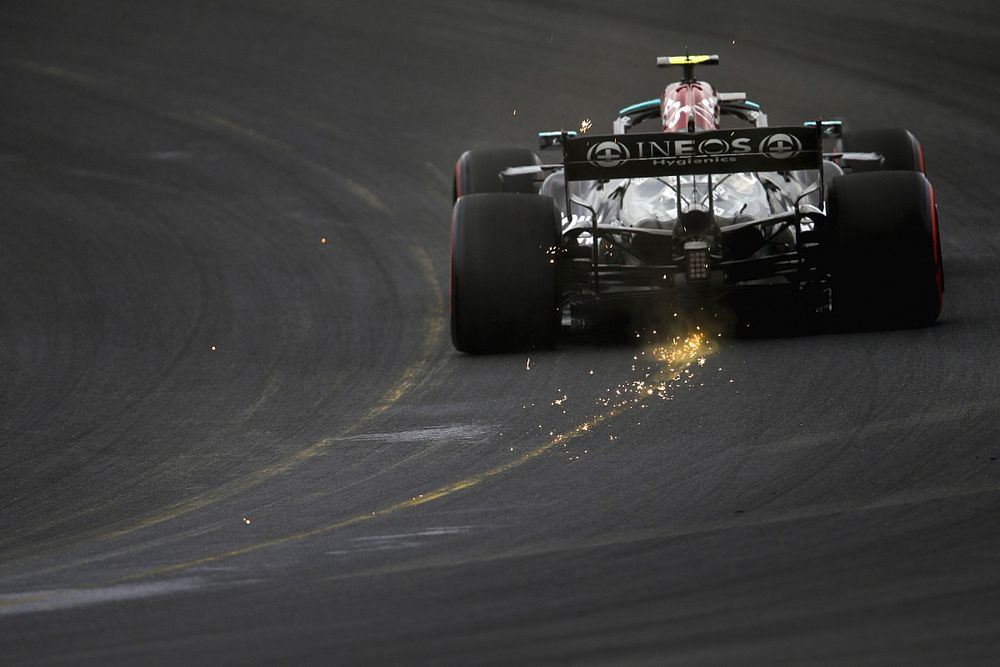 F1 Grand Prix qualifying results: Hamilton fastest, Bottas takes Turkey pole