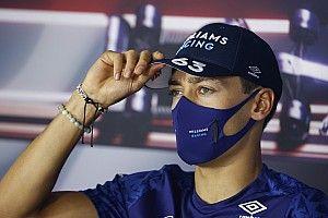 Al jefe de Williams le gustaría ver a Russell en Mercedes para 2022