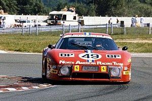 Une Ferrari 512 BB/LM ayant couru les 24H du Mans aux enchères