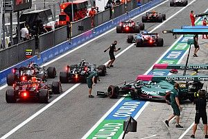 F1 team bosses call for safer solution to Monza qualifying issues