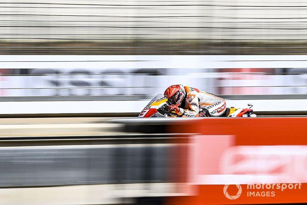 Marc Marquez Termotivasi Kembali On Fire pada MotoGP San Marino