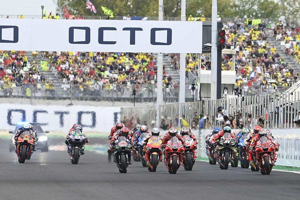El vuelta a vuelta animado del GP de San Marino 2021 de MotoGP