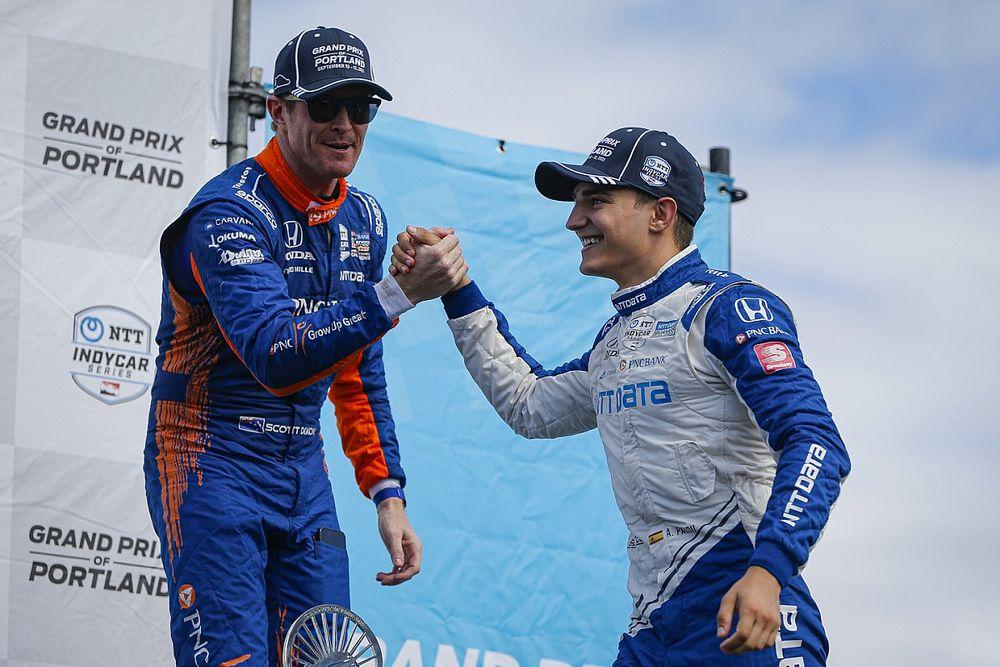 Scott Dixon Wingman Sempurna Alex Palou dalam Perburuan Gelar IndyCar