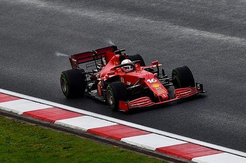 Leclerc: lo intentamos, pero los neumáticos me engañaron
