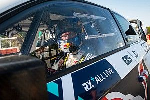 Spain WRX: Kristoffersson stripped of Day 1 lead