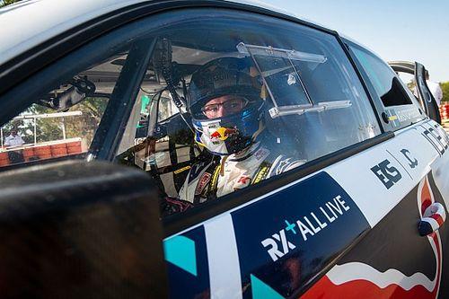 Spain WRX: Kristoffersson leads way on Audi debut