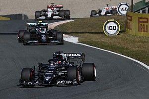 角田裕毅、オランダGPは悔しいリタイア「マシンのペースは良かったのに……」