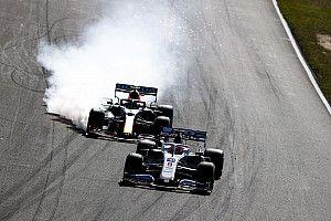 Finis P8, Sergio Perez Sesalkan Insiden dengan Lando Norris
