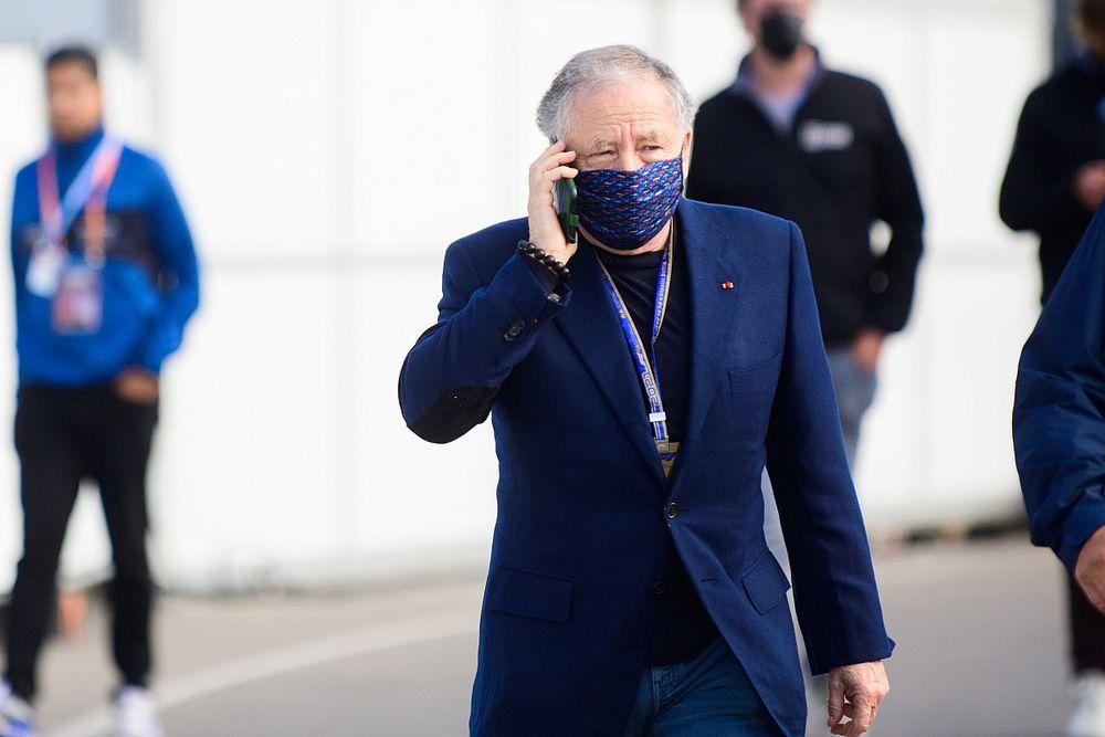 El presidente de la FIA se culpa por el desastre de la F1 en Bélgica