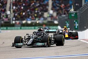 Ralf Schumacher ziet nerveus Mercedes na Grand Prix van Rusland
