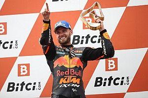 Brad Binder: Tiga Lap Terakhir MotoGP Austria adalah Survival Race