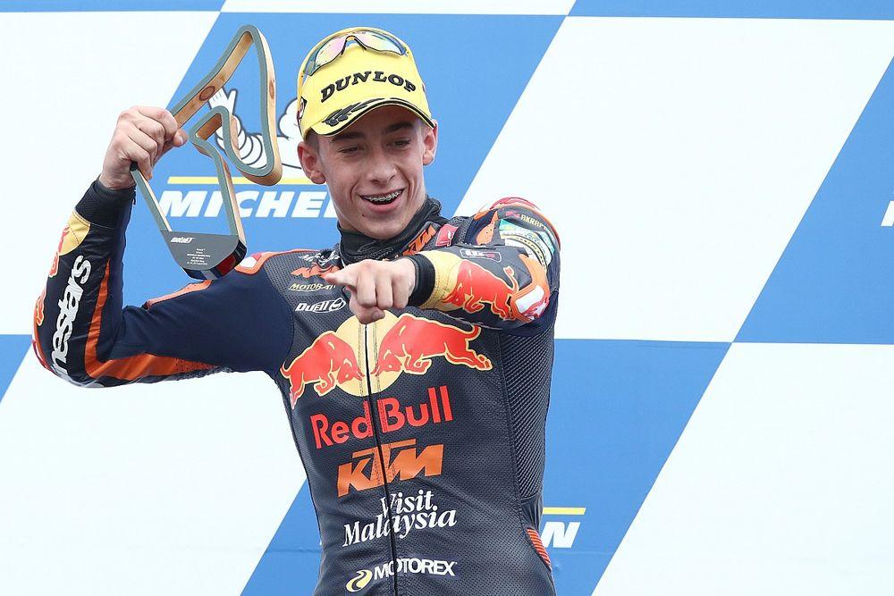 KTM se asegura a Pedro Acosta hasta final de 2024