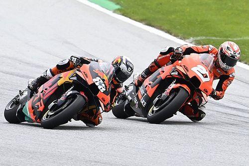 KTM aimerait une troisième équipe en MotoGP