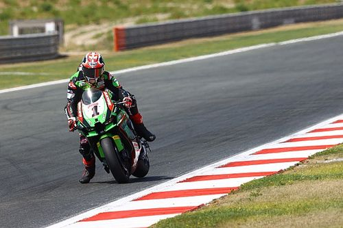 Alasan Jonathan Rea Gagal Menangi Race 1 WSBK Navarra