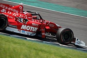 Motegi Super Formula: Nojiri takes pole with new lap record
