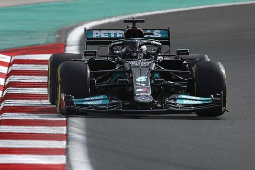 Türkiye GP 2.antrenman seansı: Hamilton tur rekoruyla lider, Leclerc ikinci!
