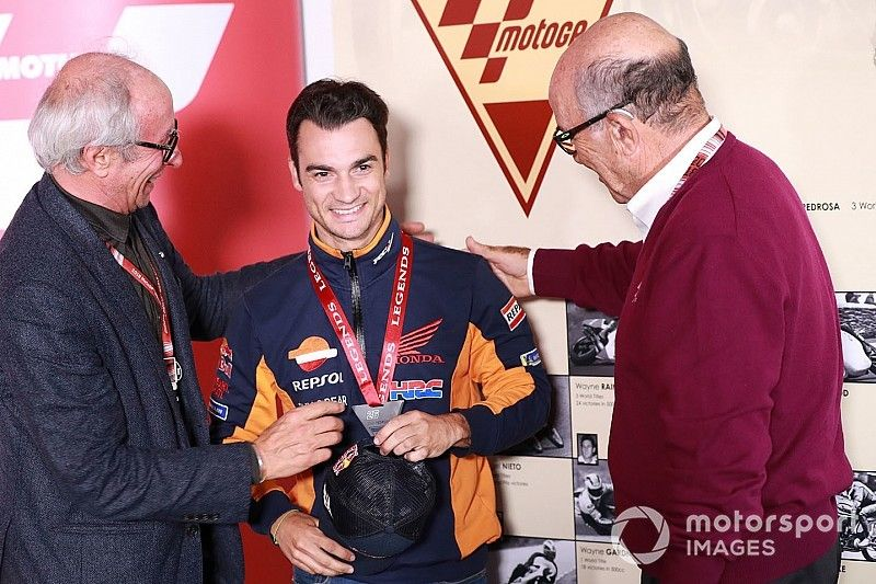 """Dani Pedrosa als MotoGP-Legende geehrt: """"Wollte schon 2011 aufhören ..."""""""