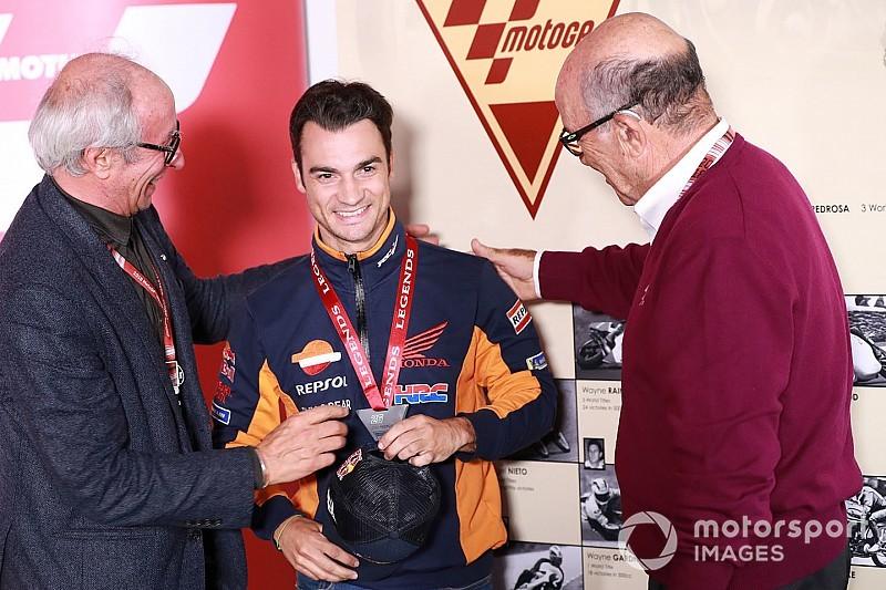"""Pedrosa entra tra le MotoGP Legend prima dell'addio: """"Mi mancherà la sensazione del podio"""""""