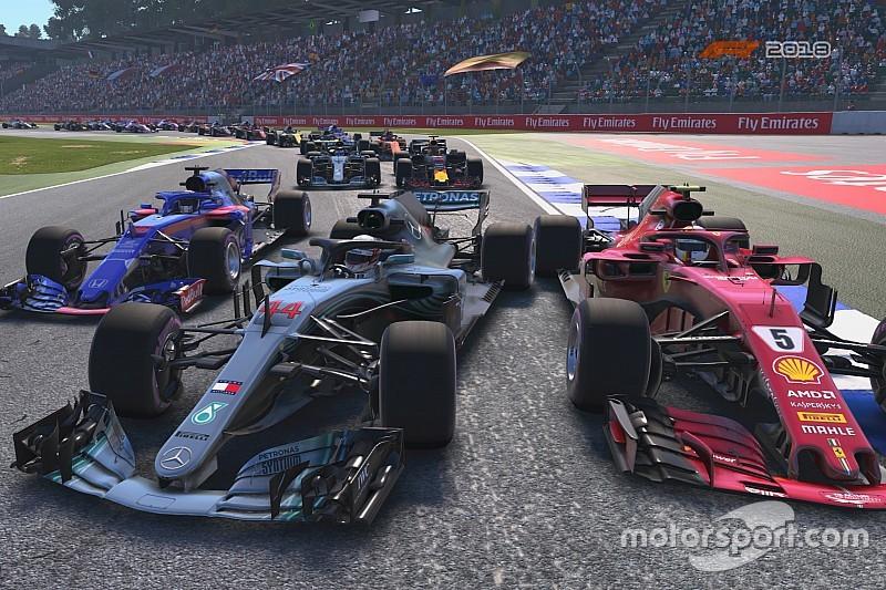 Thrustmaster F1 2018 PS4 Legends eSpor Ligi: İspanya GP'si Motorsport.com Türkiye'de!