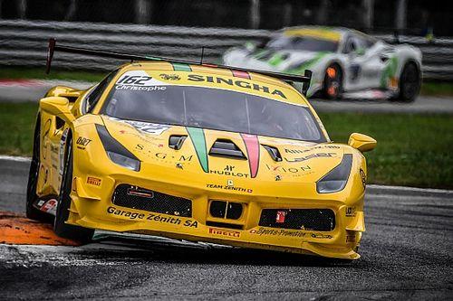 Finali Mondiali Ferrari: Hurni perfetto, è Campione Coppa Shell. Manuela Gostner terza!