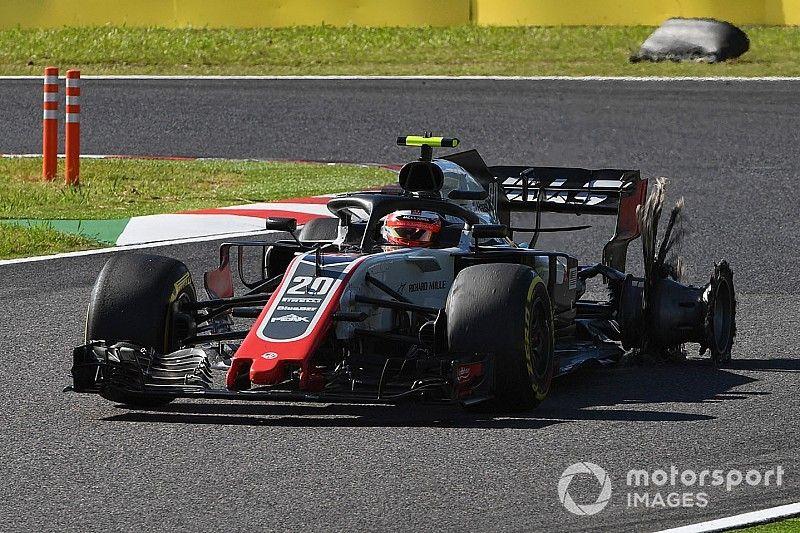 La FIA acepta ahora que el bloqueo de Magnussen fue demasiado tarde