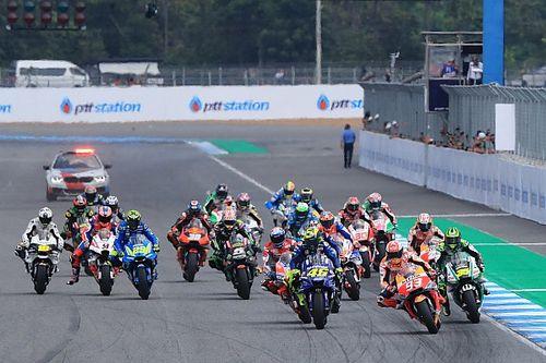 Le top 10 du GP de Thaïlande