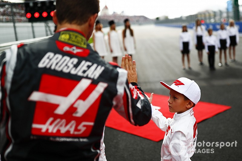 Grosjean: Nincs megtiltva, hogy egy Haas-győzelemről álmodjunk
