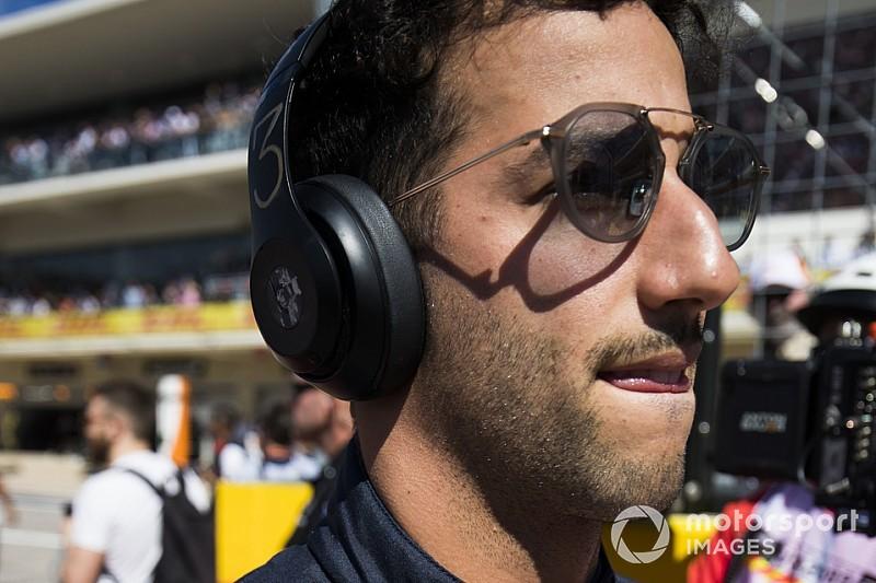 """Ricciardo: """"Ugyanazzal az autóval én is arra lennék képes, mint Hamilton"""""""