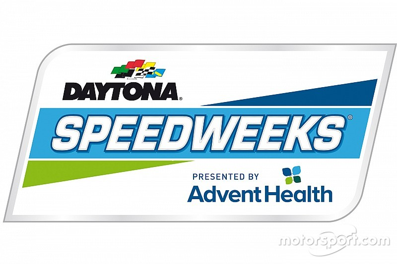 Full schedule for 2019 Daytona Speedweeks